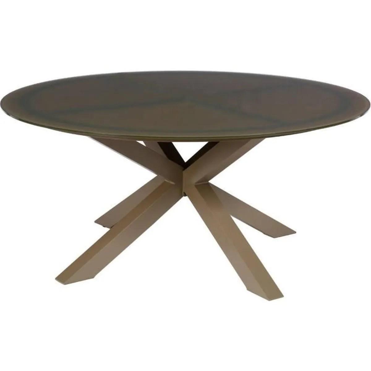 Table Ronde De Jardin Couleur