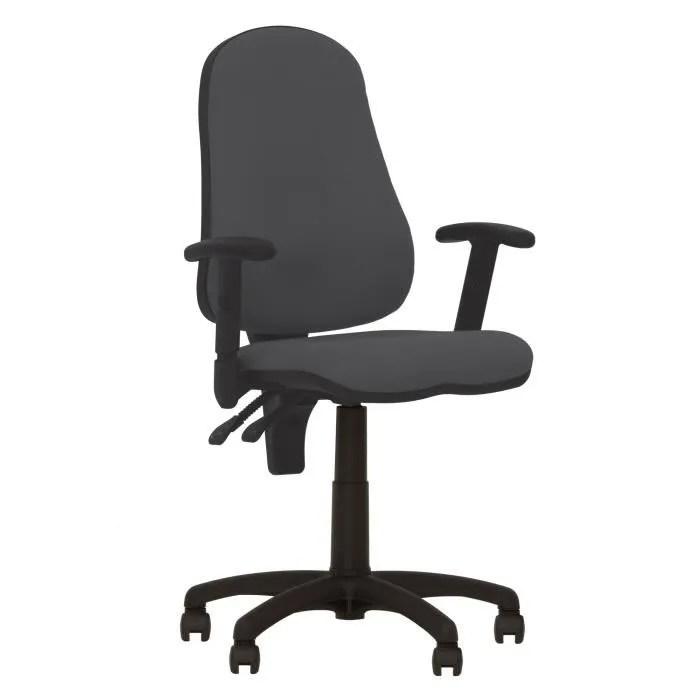 offix fauteuil de bureau synchrone noir