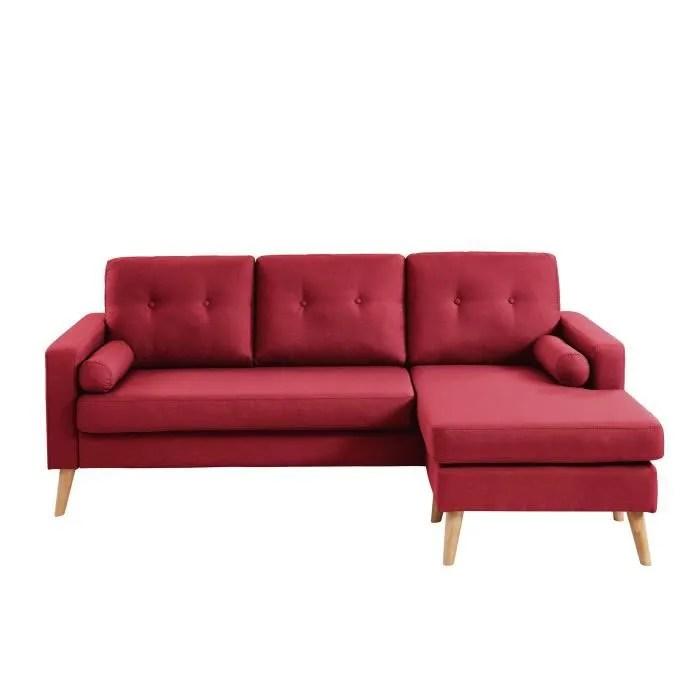 Canapé Dangle Rouge