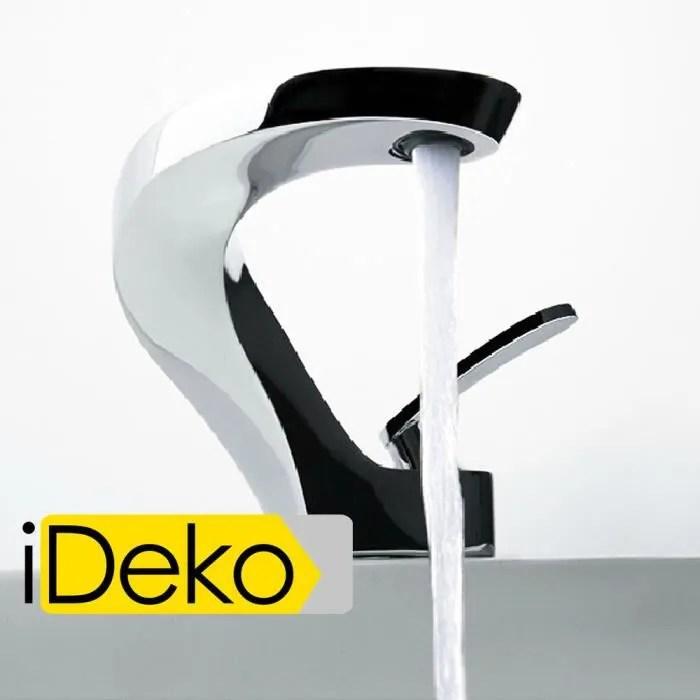 iDeko Robinet Mitigeur lavabo salle de bain design