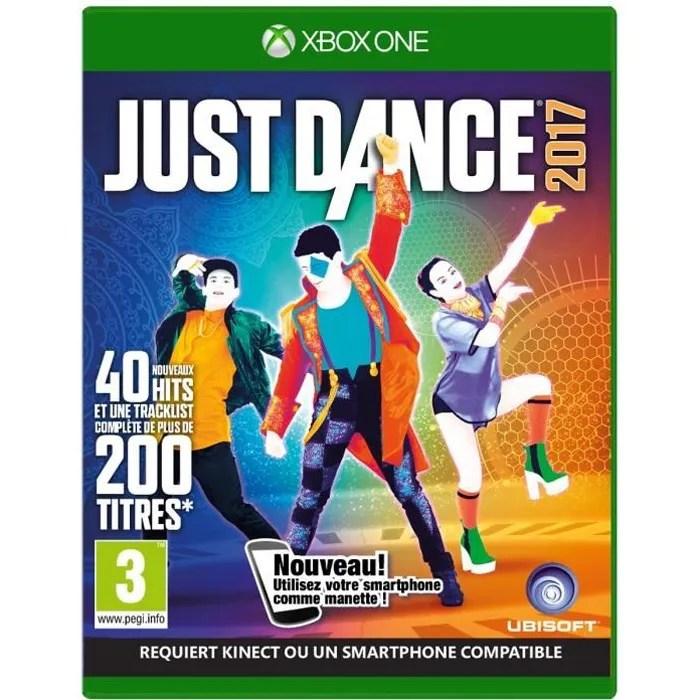 Just Dance 2017 Jeu Xbox One Avis Test Cdiscount