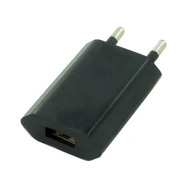 Mini Adaptateur Prise Secteur Via USB Pour Ciga Achat