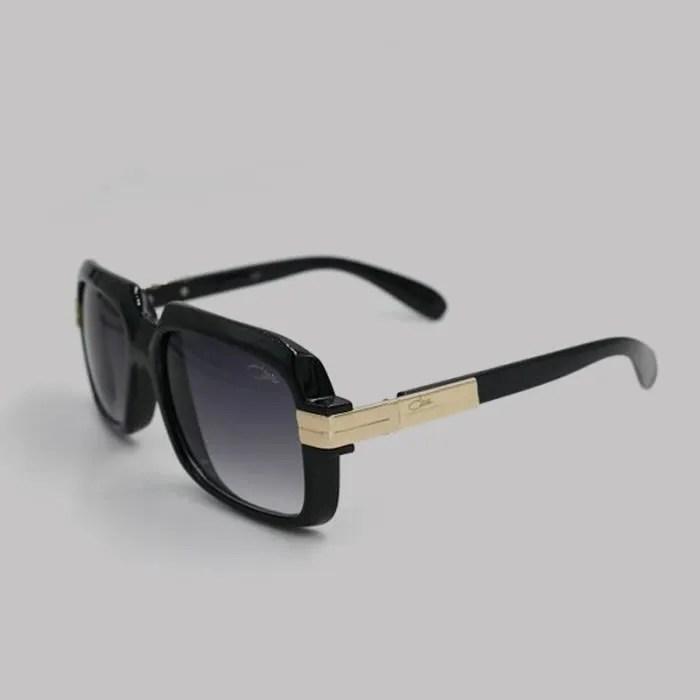 Cazal 607 Sunglasses Lunettes De Soleil Noire Achat