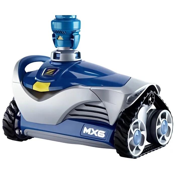 Robot piscine hydraulique Zodiac MX6 navigation XDRIVE  Achat  Vente robot de nettoyage Robot