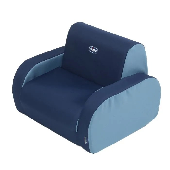CHICCO Fauteuil Twist Turquoise Turquoise  Achat  Vente fauteuil  canap bb 8058664013104