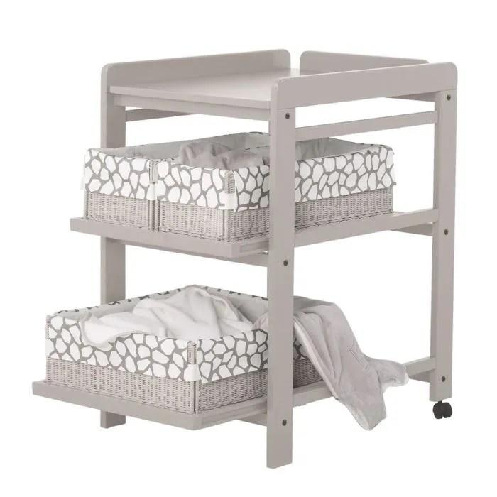 Table  langer Comfort  Beige Beige  Achat  Vente table  langer 5414375143845  Les soldes