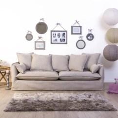 Reversible Sofa Fest Amsterdam Canapé Lin 3 Places