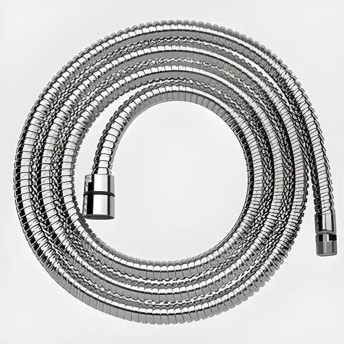 flexible 2 metres pour mitigeur baignoire sur table 3 4 5 trous