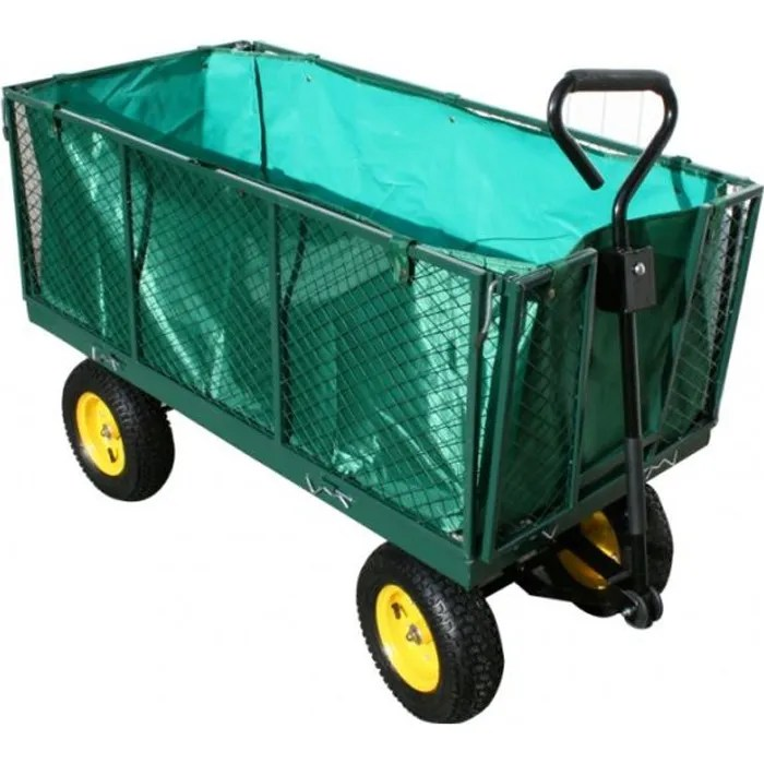 Bcelec TC1840 Chariot de jardin XXL  remorque  Achat  Vente brouette  Cdiscount