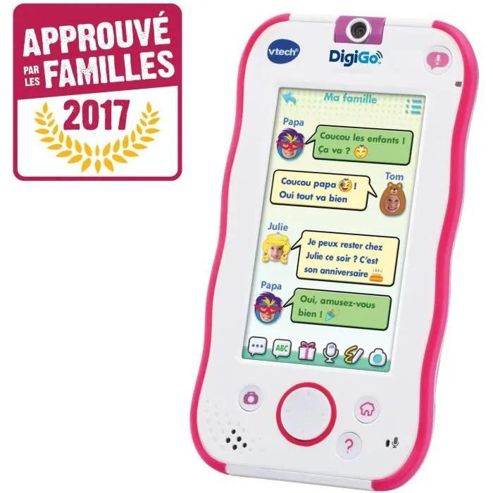 VTECH Digigo Smartphone enfant Rose  Achat  Vente tlphone jouet  Cdiscount