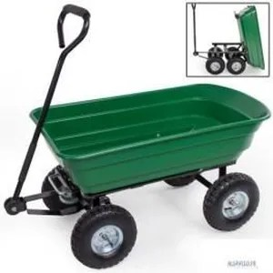 Chariot de jardin remorque benne basculante 300 kg  Achat  Vente brouette  Cdiscount