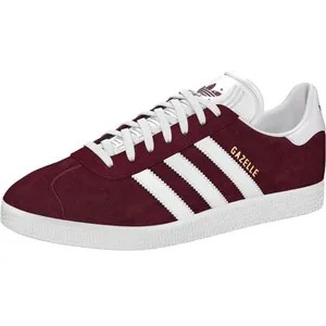 Adidas Gazelle Femme Rouge 5