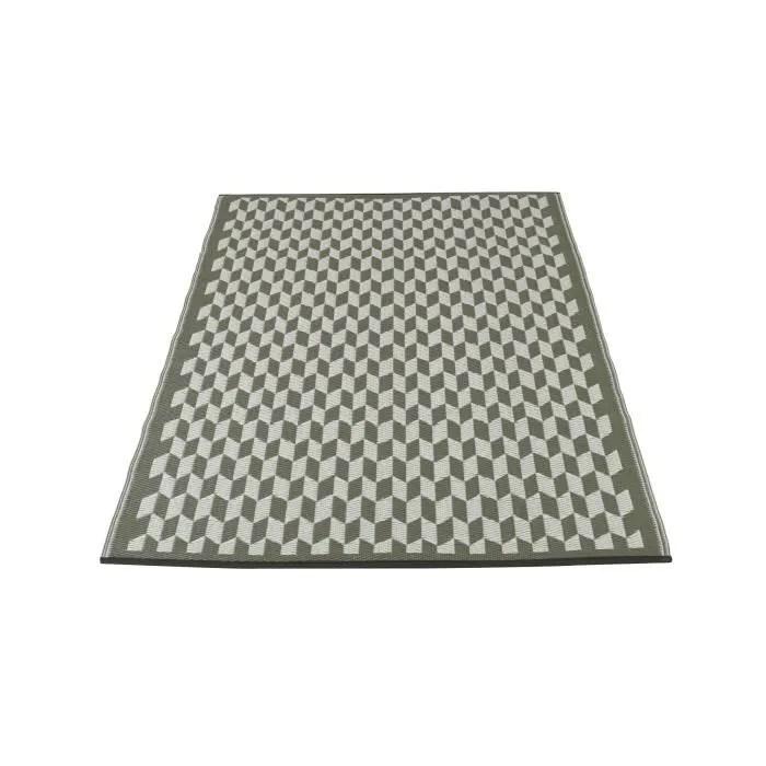 tapis exterieur plastique