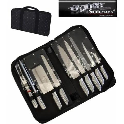 mallette couteaux de cuisine professionnel