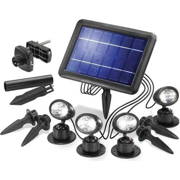 Eclairage de jardin solaire Esotec 102142 Led  Achat  Vente Eclairage de jardin solaire