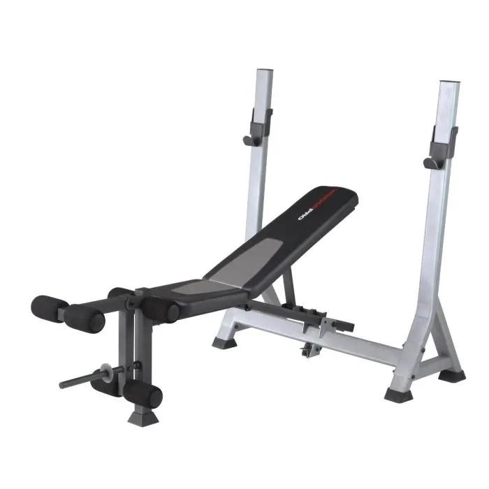 Weider Banc De Musculation 340 Lc  Prix Pas Cher  Soldes