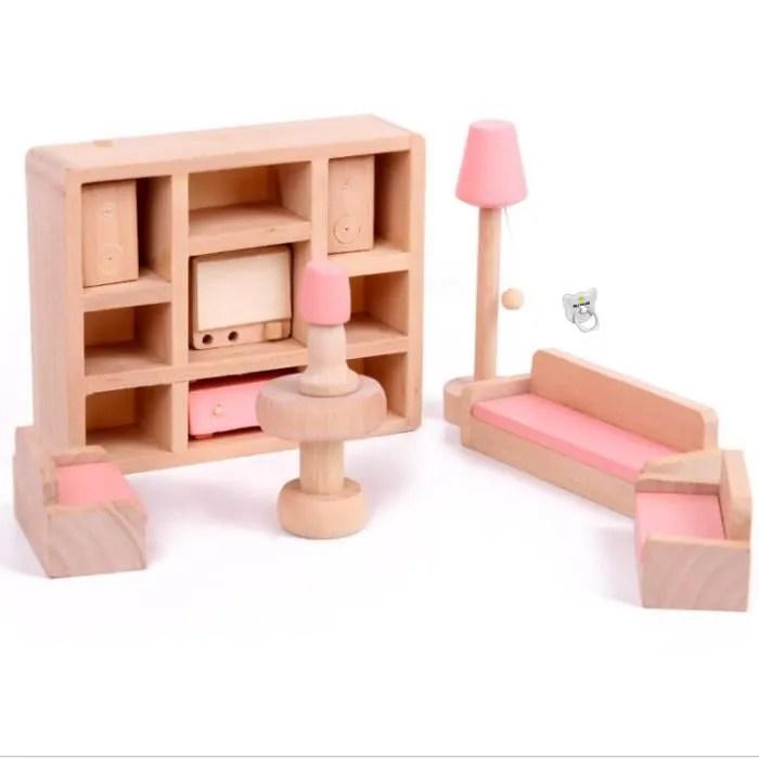 maison poupee meubles miniatures miniature jouet en bois meubles