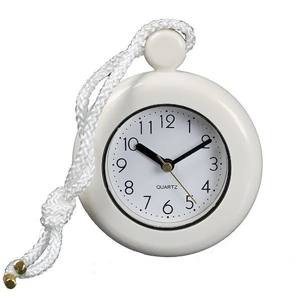 Horloge de salle de bain tanche  Achat  Vente horloge  Cdiscount