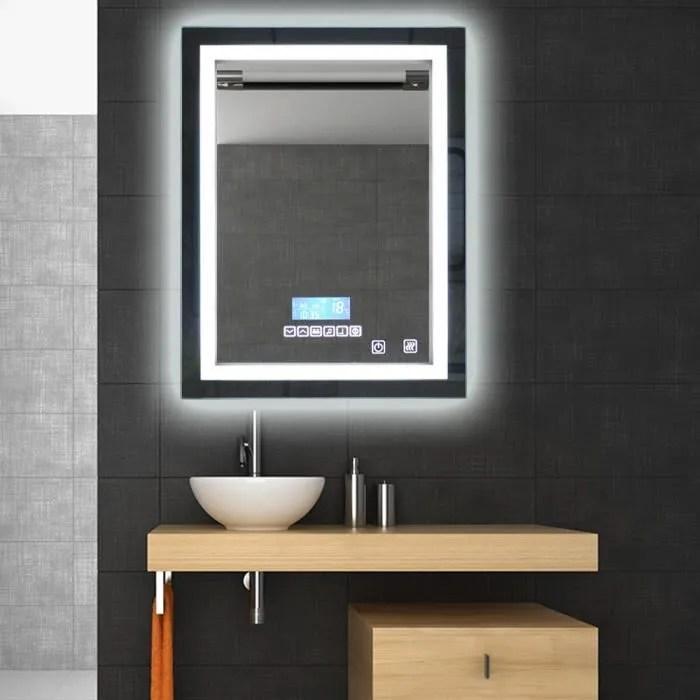 Miroir Lumiere Salle De Bain
