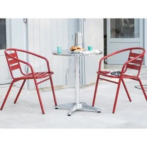 Chaise Bistrot Rouge Achat Vente Chaise Bistrot Rouge