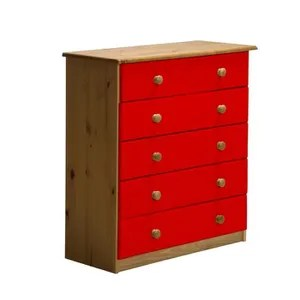 Commode rouge  Achat  Vente Commode rouge pas cher
