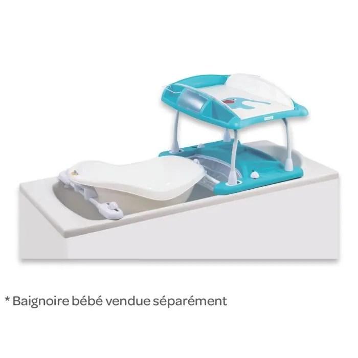 BEBE CONFORT Table Langer Duo Bleu Bleu Et Blanc Achat
