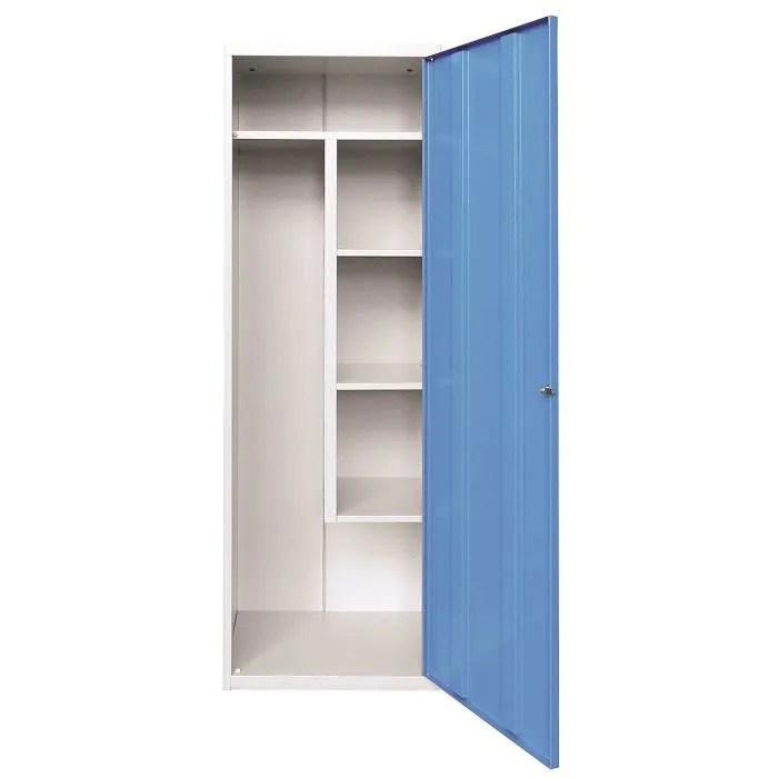 etabli meuble atelier armoire monobloc rangement aspirateur dimensions