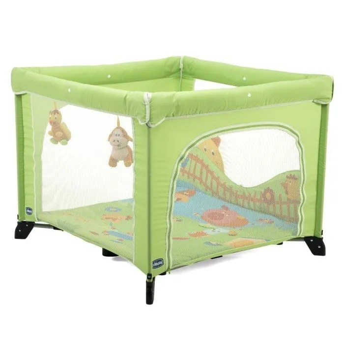 CHICCO Parc Open Country Green Green Achat Vente Parc