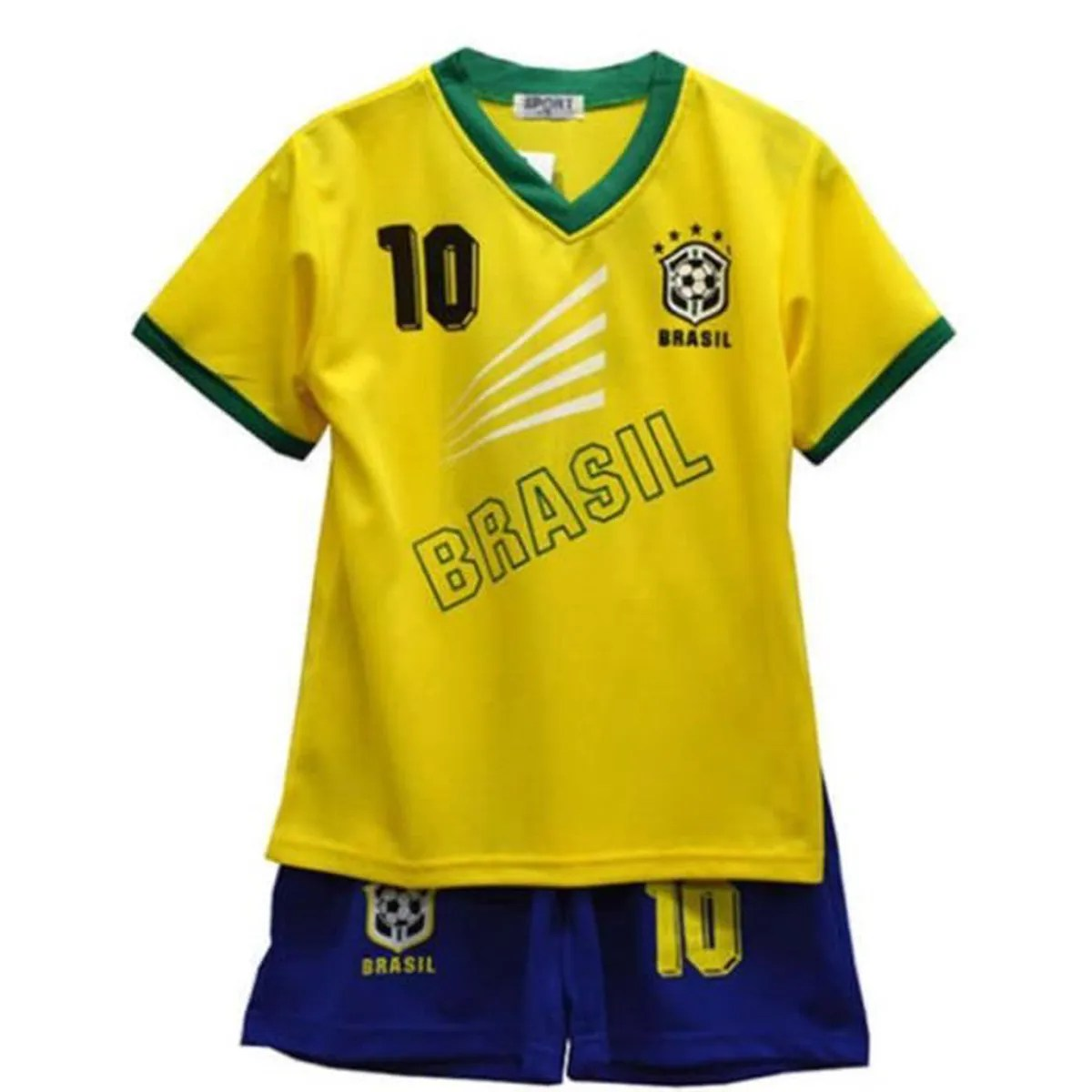 Image result for le maillot brésilien football