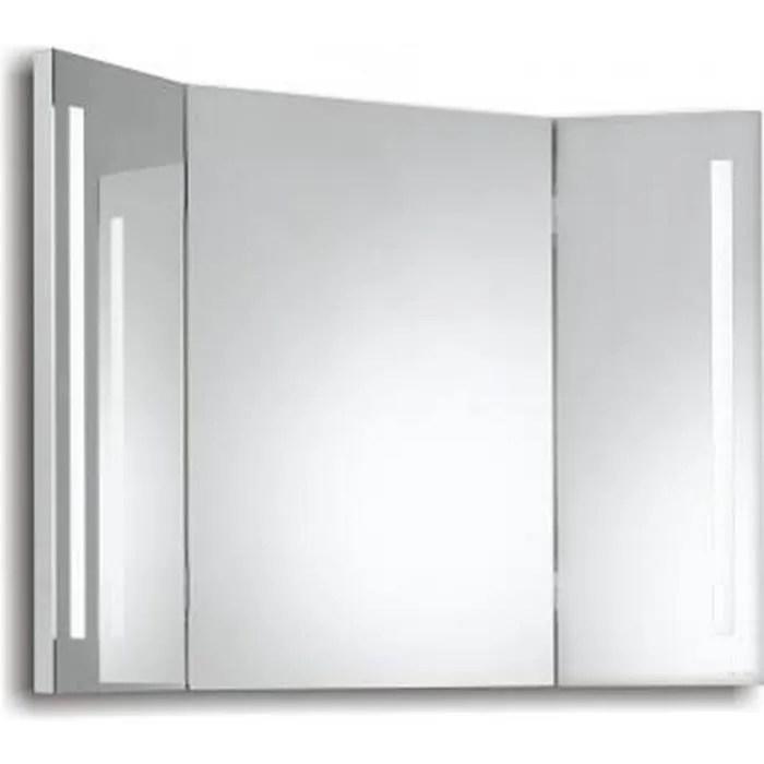 123 Design Miroir Lumineux LED De Salle De Bains