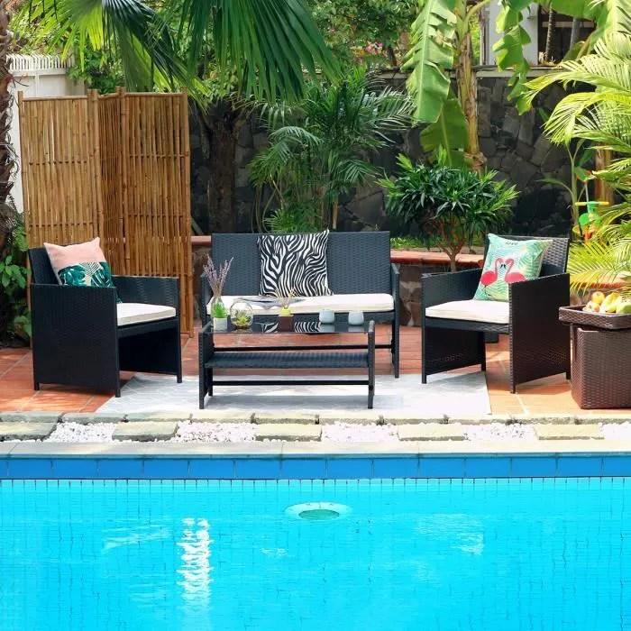 Achat Salon de jardin  Mobilier de jardin  Jardin  Maison et jardin  discount  page 3