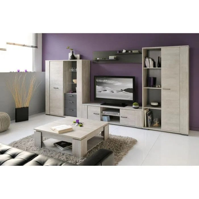 Loft Salon Complet Dcor Gris 2 Pices 5 Pices 1 Table