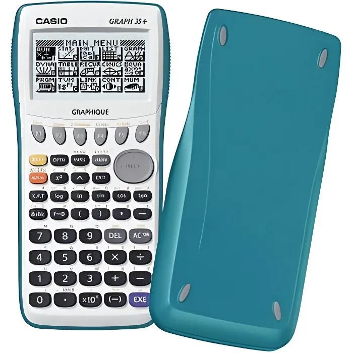 CASIO Graph35 Calculatrice Graphique Achat Vente