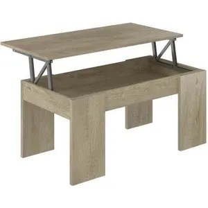 table basse swing table basse relevable style contemporain dec