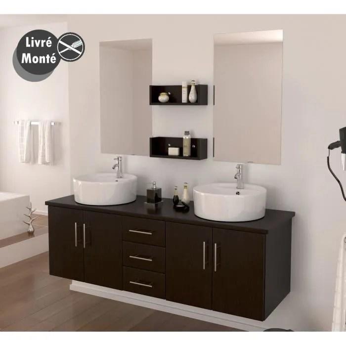 Colonne salle de bain weng decoration deco meuble salle for Colonne salle de bain wenge blanc