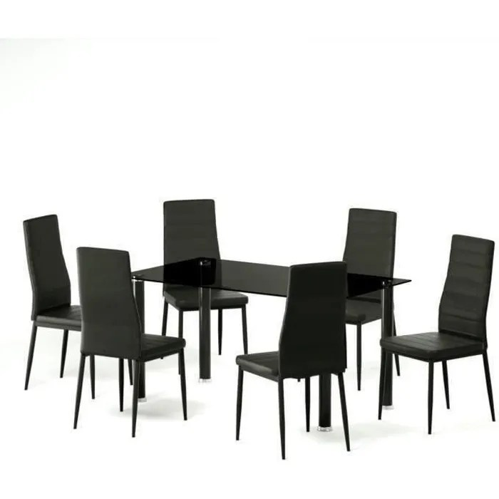 table et chaises
