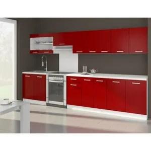 Cuisine Compl Te Ultra Xxl Cuisine Complete L M Rouge Mat