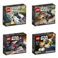 LEGO Star Wars - Bundle Microfighters Srie 4 - Achat ...