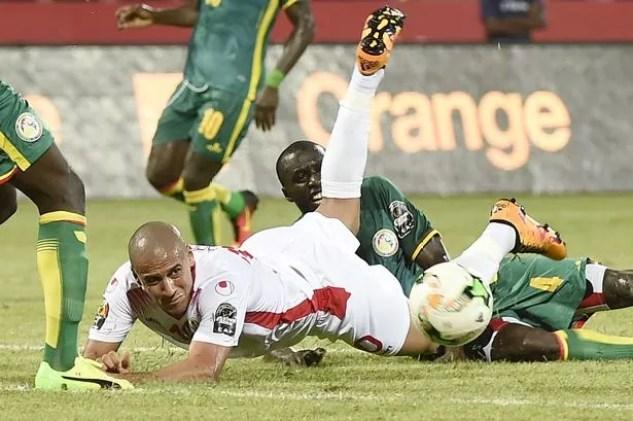Hasil gambar untuk football africa foul