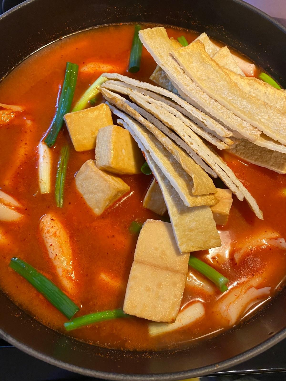 超适合做饭小白的韩式炒年糕🇰🇷