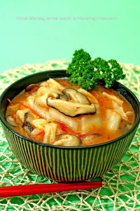 【大白菜燉番茄的做法步驟圖。怎么做好吃】慈實_下廚房