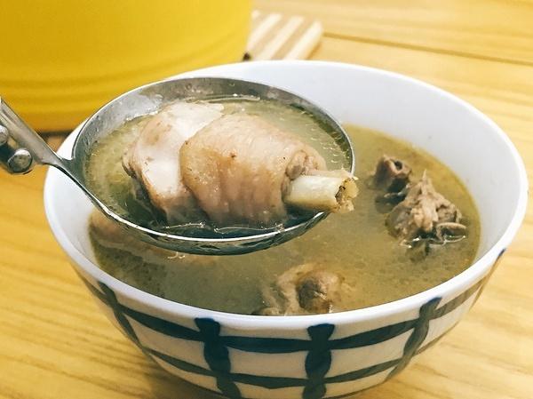 kitchen lazy susan overstock cabinets 麻油鸡让你懒洋洋变暖洋洋的做法步骤图 missdj 61 下厨房 麻油鸡让你懒洋洋变暖洋洋的做法