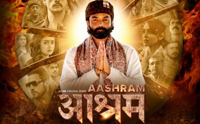 Aashram - best Indian web series