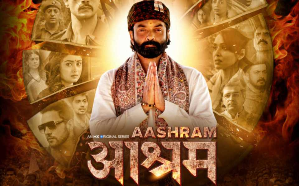 Aashram - best Indian web series