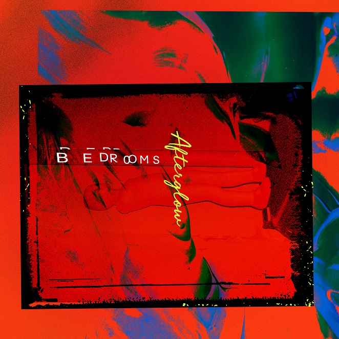 Bedrooms - The Afterglow EP artwork