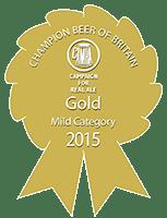 Mild Rosette - Gold