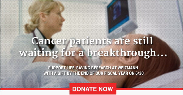 We're harnessing science to fight cancer. Will you join us?