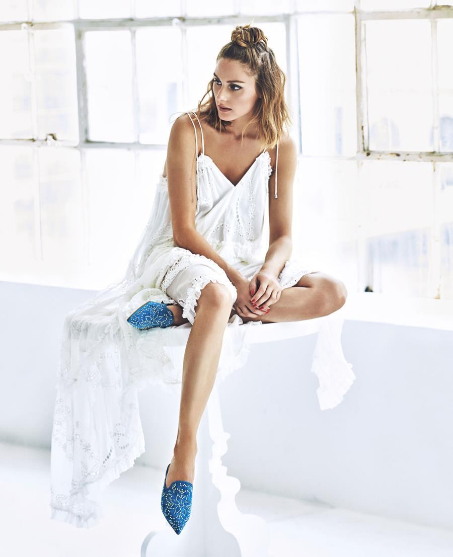 Olivia Palermo & Pretty Ballerinas