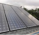 feed-in tariff on solar PV panels