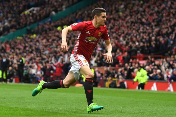 Image result for Ander Herrera 2-0 chelsea